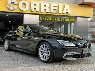 usado BMW 640 Cabriolet D