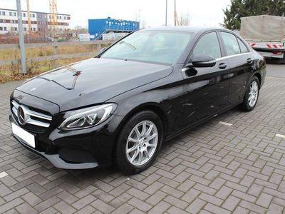 gebraucht Mercedes C220 BlueTEC 9G