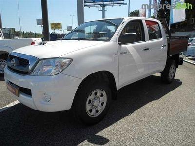 usado Toyota HiLux 2.5 D-4D 4WD CD