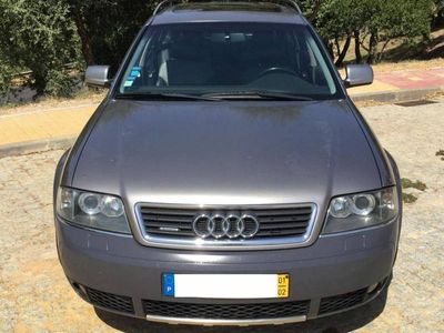 usado Audi A6 Allroad 2.5 TDI Quattro -