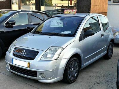 usado Citroën C2 1.4 HDi VTR Sensodrive