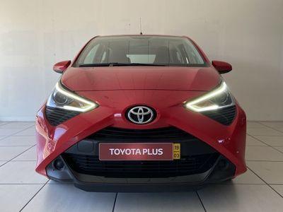 usado Toyota Aygo 1.0 VVT-i x-play x-touch