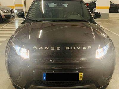 usado Land Rover Range Rover evoque eD4 Dynamic