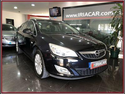 usado Opel Astra Sports Tourer 1.7CDTI Cosmos