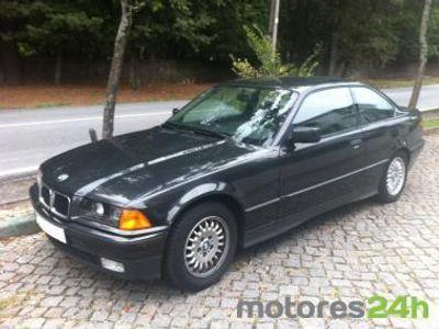 usado BMW 316 i Coupé