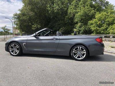 usado BMW 420 D Cabrio line sport