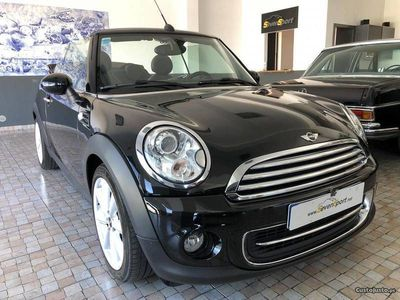 used Mini Cooper D Cabriolet 1.6