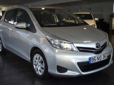 usado Toyota Yaris 1.4 D-4D AC