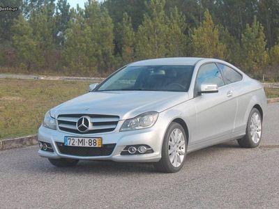usado Mercedes C220 CDI Coupé