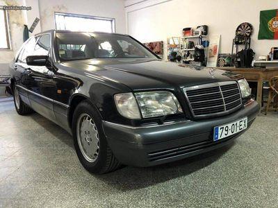 usado Mercedes S420 SEDAN