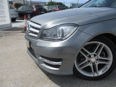 usado Mercedes C220 Classe Ccdi avantgarde be