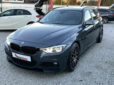 usado BMW 318 D PACK M PERFORMANCE