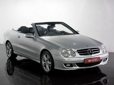 usado Mercedes CLK200 Kompressor Avantgarde