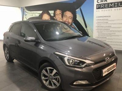 brugt Hyundai i20 1.1 5 P GLS CRDi COMFORT S/ CD