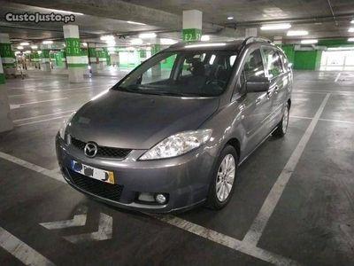 usado Mazda 5 2.0 MZ-CD EXCLUSIVE 143CV