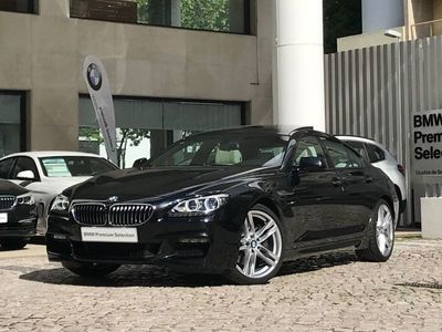 usado BMW 640 Serie 6 d Gran Coupe Pack M 2013