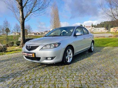usado Mazda 3 MZR 1.6 Exclusive