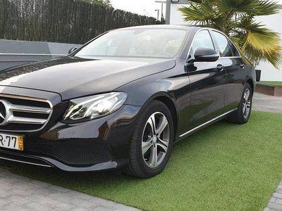 usado Mercedes E220 Avantegarde