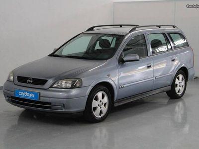 brugt Opel Astra Caravan 1.4i