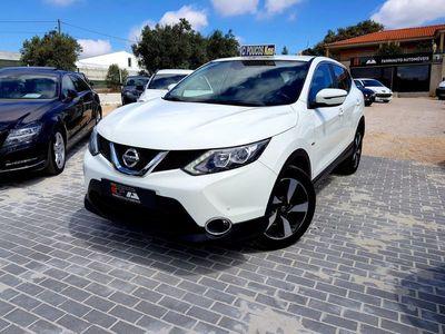 usado Nissan Qashqai Nacional