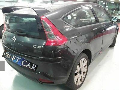 usado Citroën C4 Coupe VTS 1.6 HDI