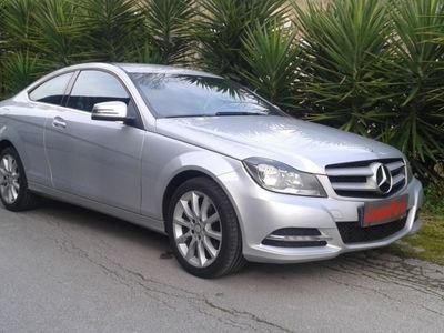 usado Mercedes C220 Coupé Avantgarde