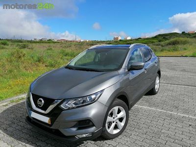 usado Nissan Qashqai 1.5 dCi N-Connecta Business