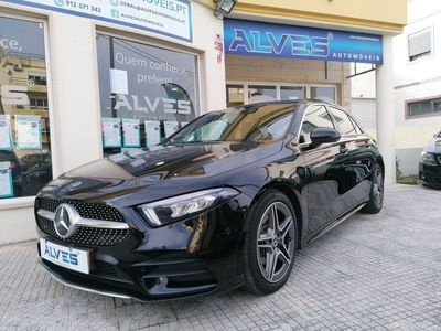usado Mercedes A180 CDi AMG LINE AUTO