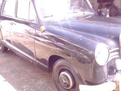 usado Mercedes 180 Ponton