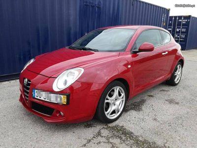 begagnad Alfa Romeo MiTo 1.6 Jtd-M
