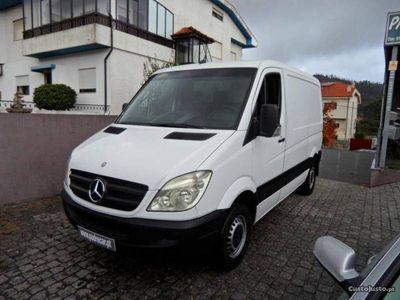brugt Mercedes Sprinter Isotérmica