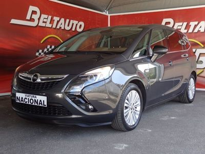 usado Opel Zafira Tourer 1.6 CDTi Cosmo (136cv) (5p)