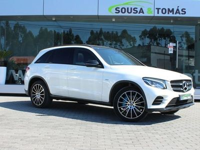 usado Mercedes GLC350 E AMG 4MATIC Hybrid Plug-In