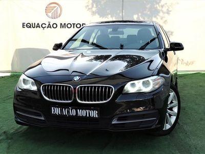 usado BMW 520 d XDrive Auto
