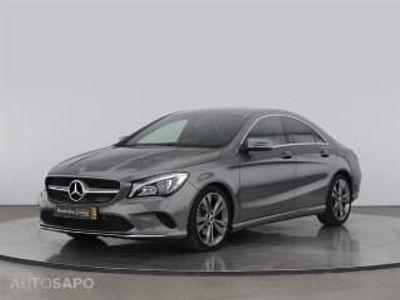 usado Mercedes CLA200 ClasseCDi (136cv) (4p)