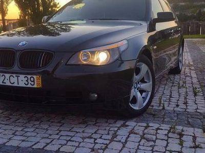 usado BMW 520 163cv