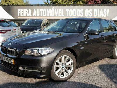 usado BMW 520 D Line Luxury Auto GPS