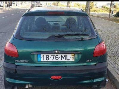 gebraucht Peugeot 206 CC 1.1 ipo em dia