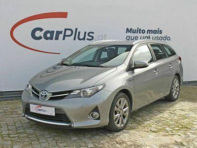 usado Toyota Auris Touring Sports 1.8 Híbrido Comfort CVT 2014