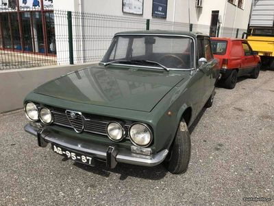 usado Alfa Romeo Giulia 1750 Berlina