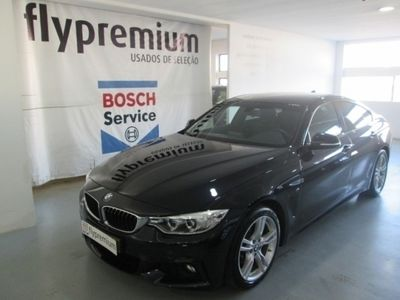 usado BMW 420 Grand Coupé 2.0 d Auto Pack M NACIONAL 02/2016 40.343 Kms