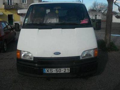 brugt Ford Transit 2500 cl
