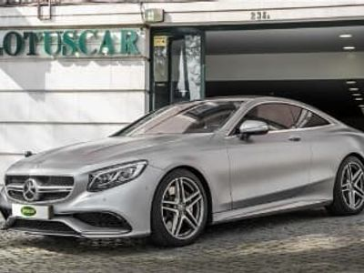 usado Mercedes S63 AMG ClasseAMG COUPE