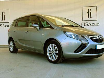 usado Opel Zafira 1.4 Turbo Bi Fuel - GPL