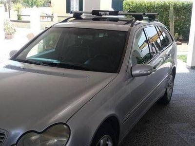 usado Mercedes C220 W2003