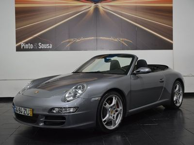 used Porsche 911 Carrera S Cabriolet 997