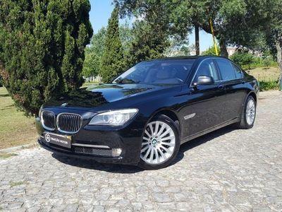 usado BMW 740 da Luxury