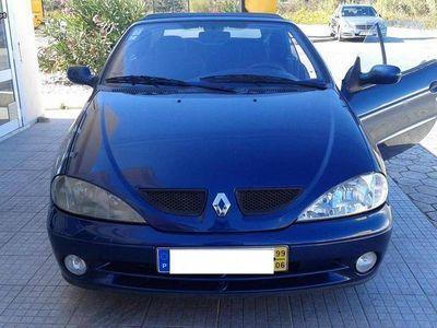 usado Renault Mégane Cabriolet 1.4 16V
