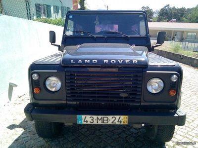 brugt Land Rover Defender Comercial
