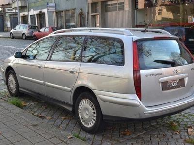 usado Citroën C5 BREAK 2.0HDI EXCLUSIVE (110CV)